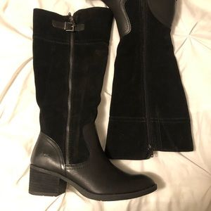 Shoes - Black Combat Boots